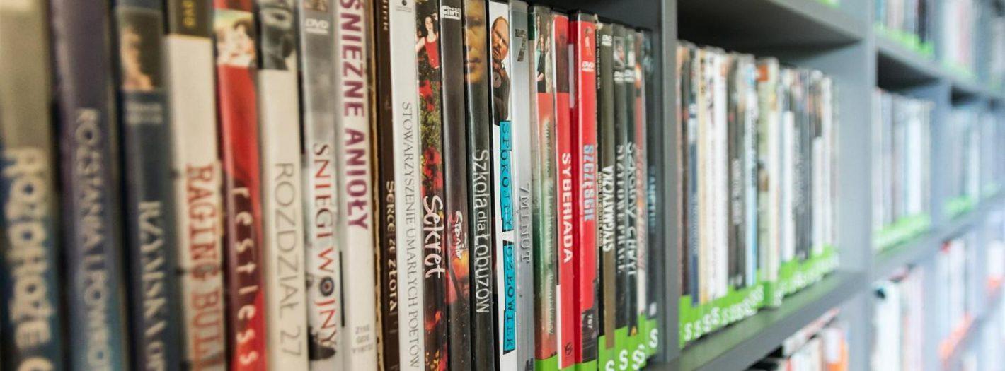 wypożyczalnie DVD