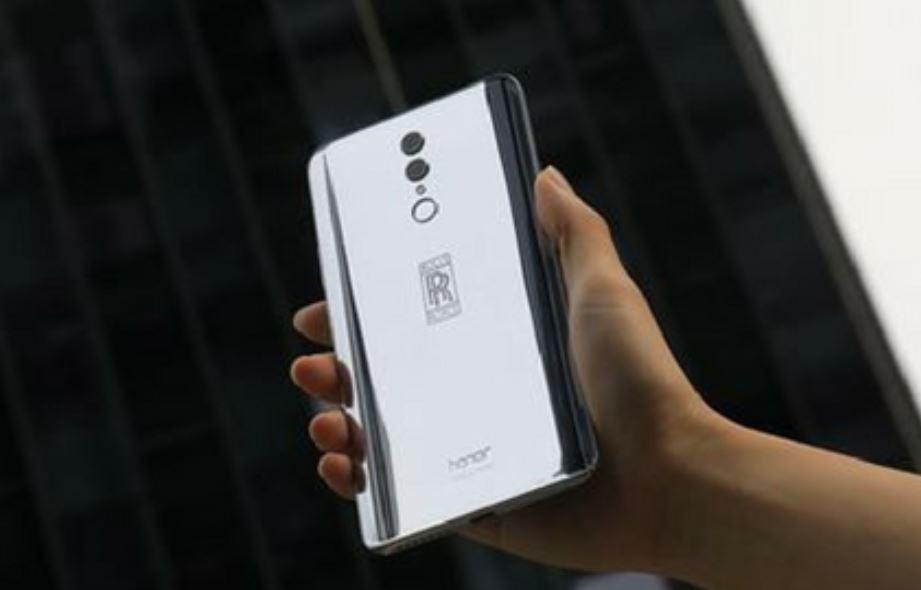 smartfon Honor Note 10 Rolls Royce Edition
