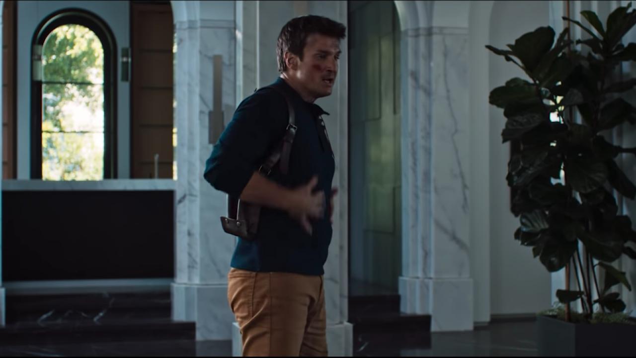 filmowa adaptacja Uncharted