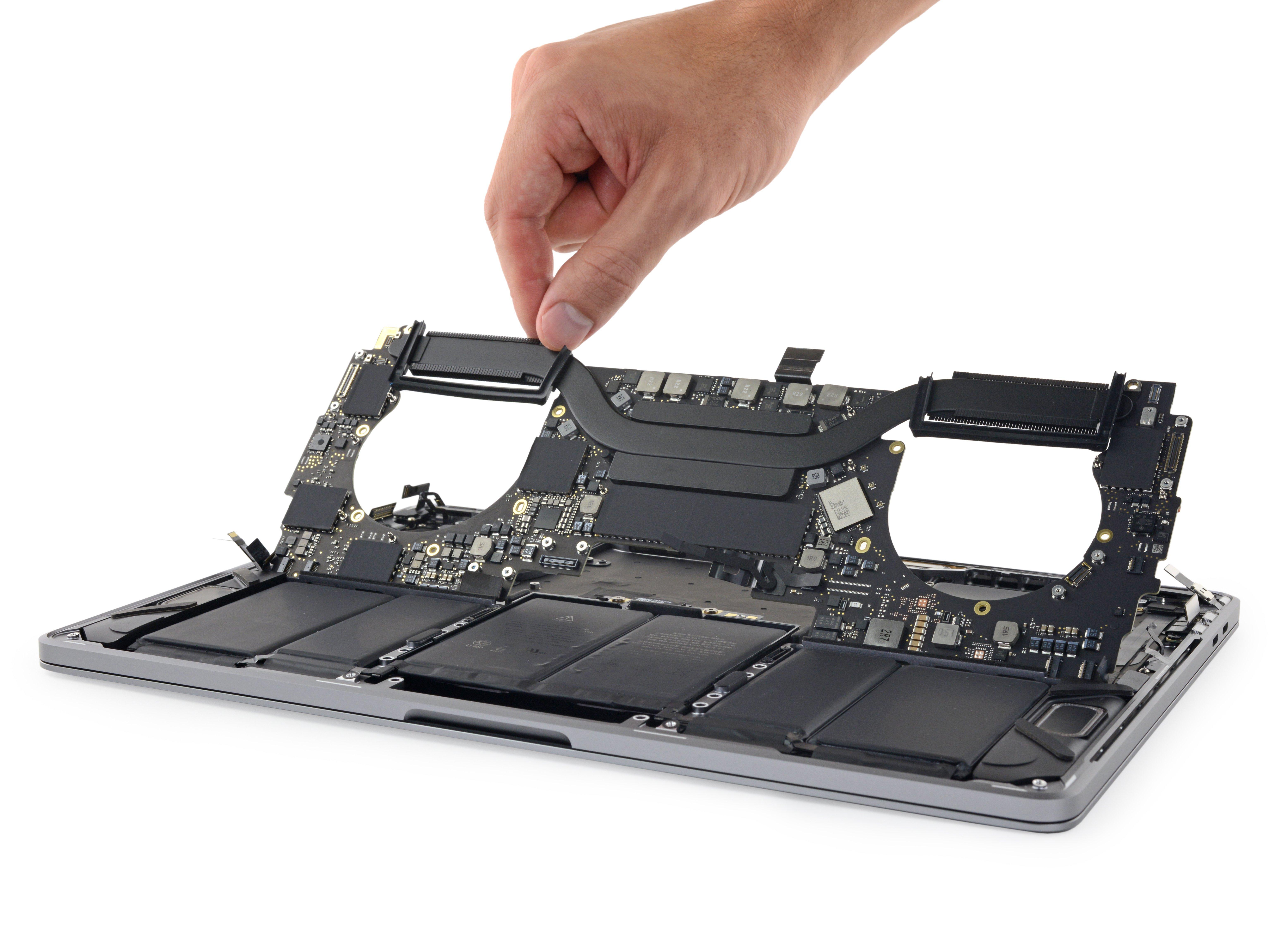 bateria macbook pro 2018