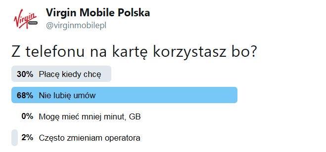 virgin mobile polska