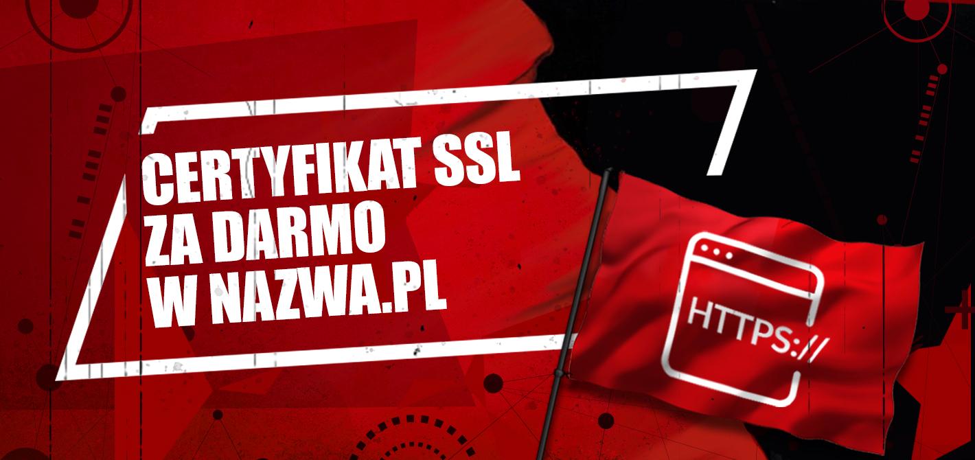 certyfikat ssl w nazwa.pl