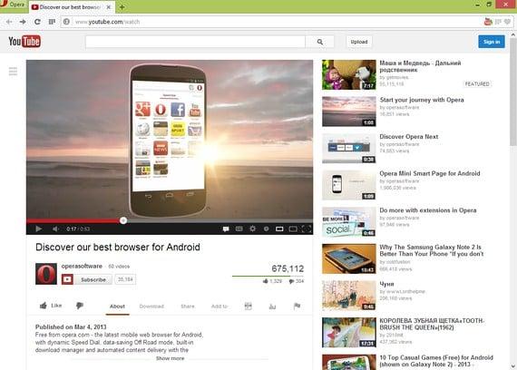 youtube downloader opera