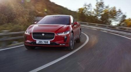Jaguar I-Pace – test i jazda próbna