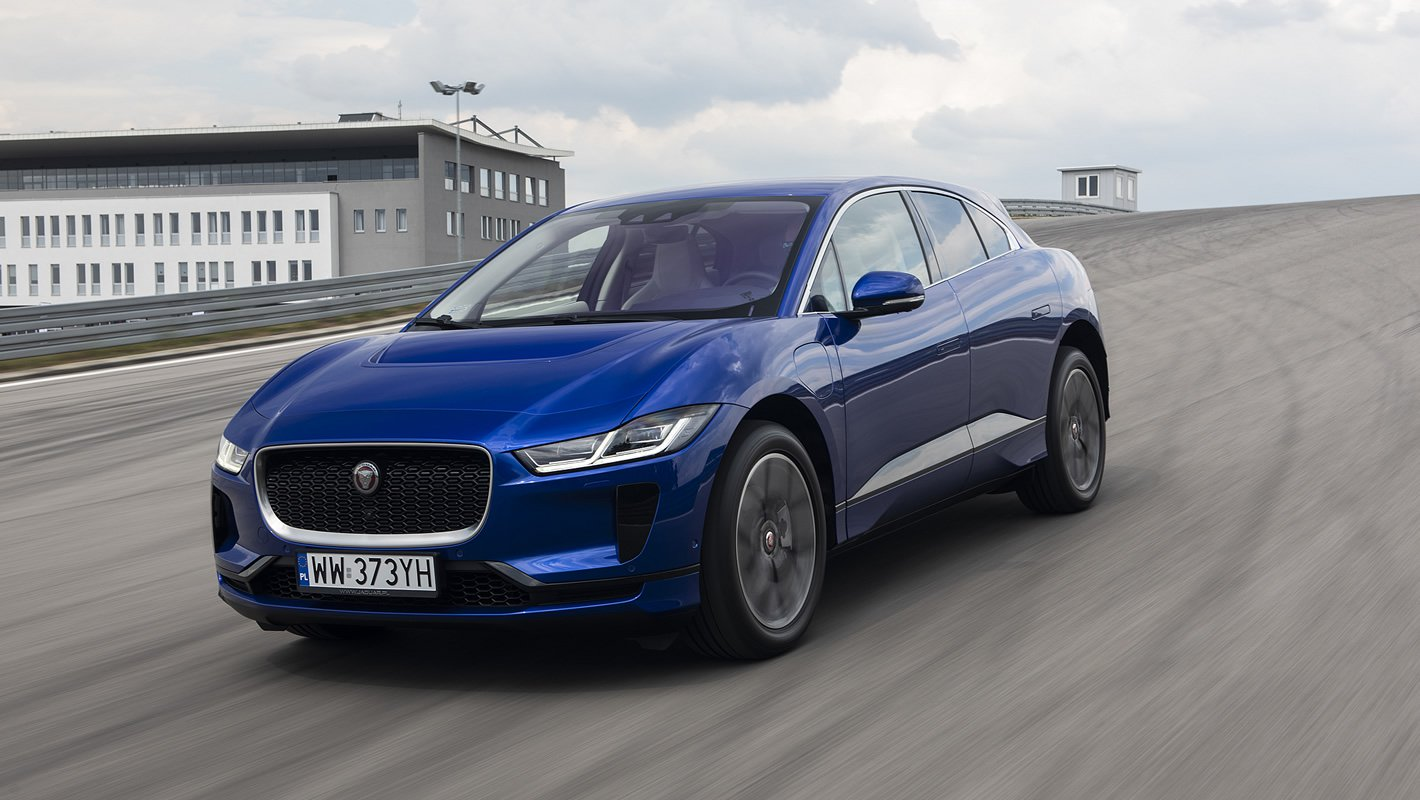 Jaguar I-Pace - jak jeździ
