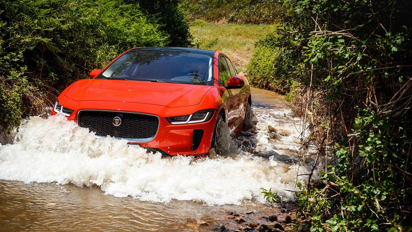 Jaguar I-Pace Offroad