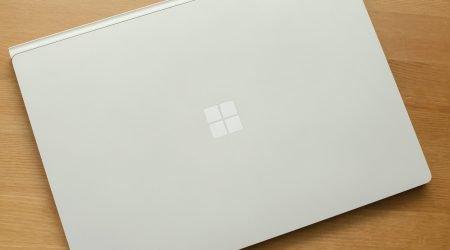 Microsoft Surface Book nie widzi karty graficznej