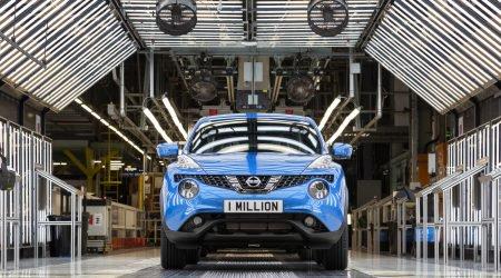 produkcja Nissana Juke