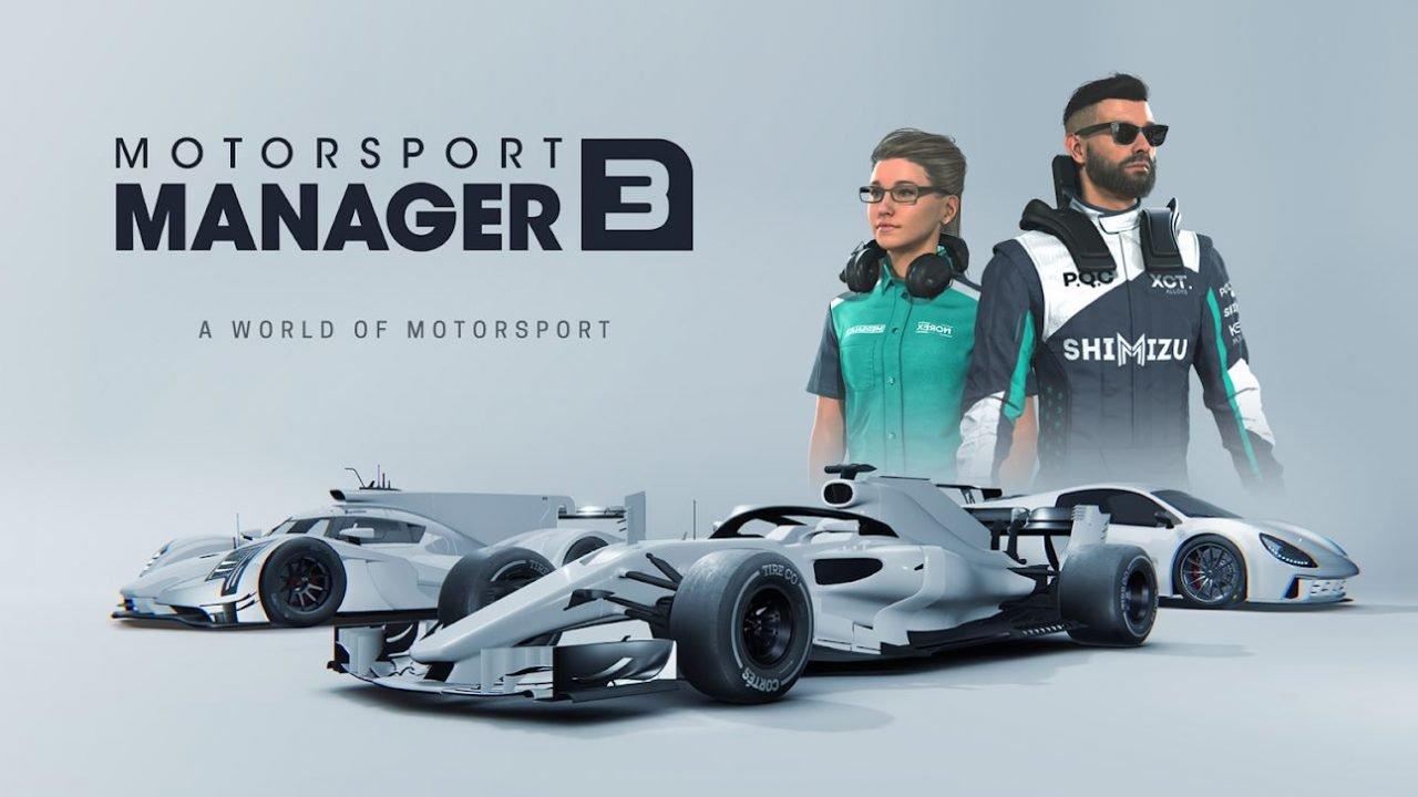 motorsport mobile manager 3