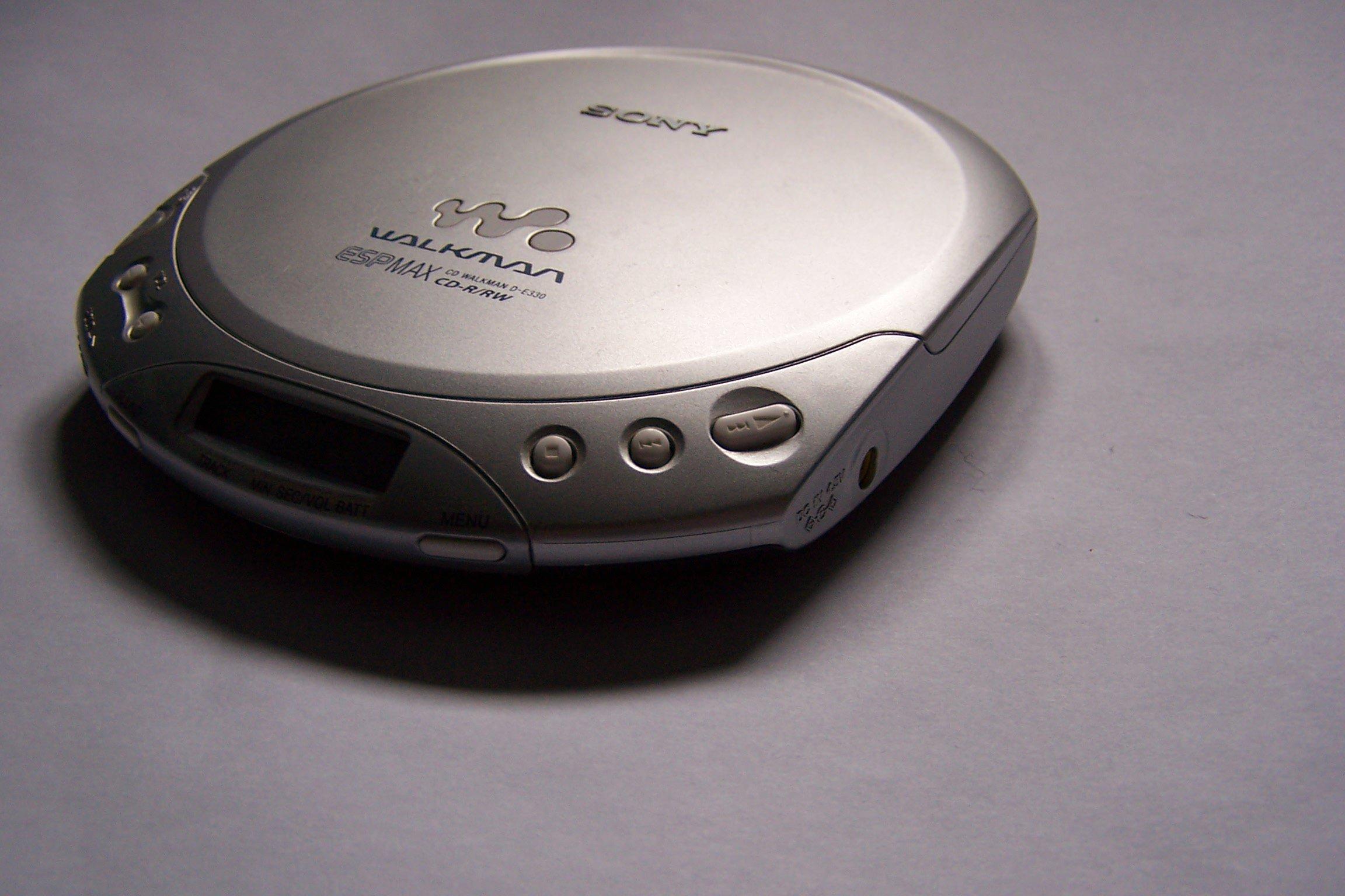 discman Sony