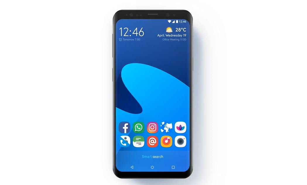 launcher na androida