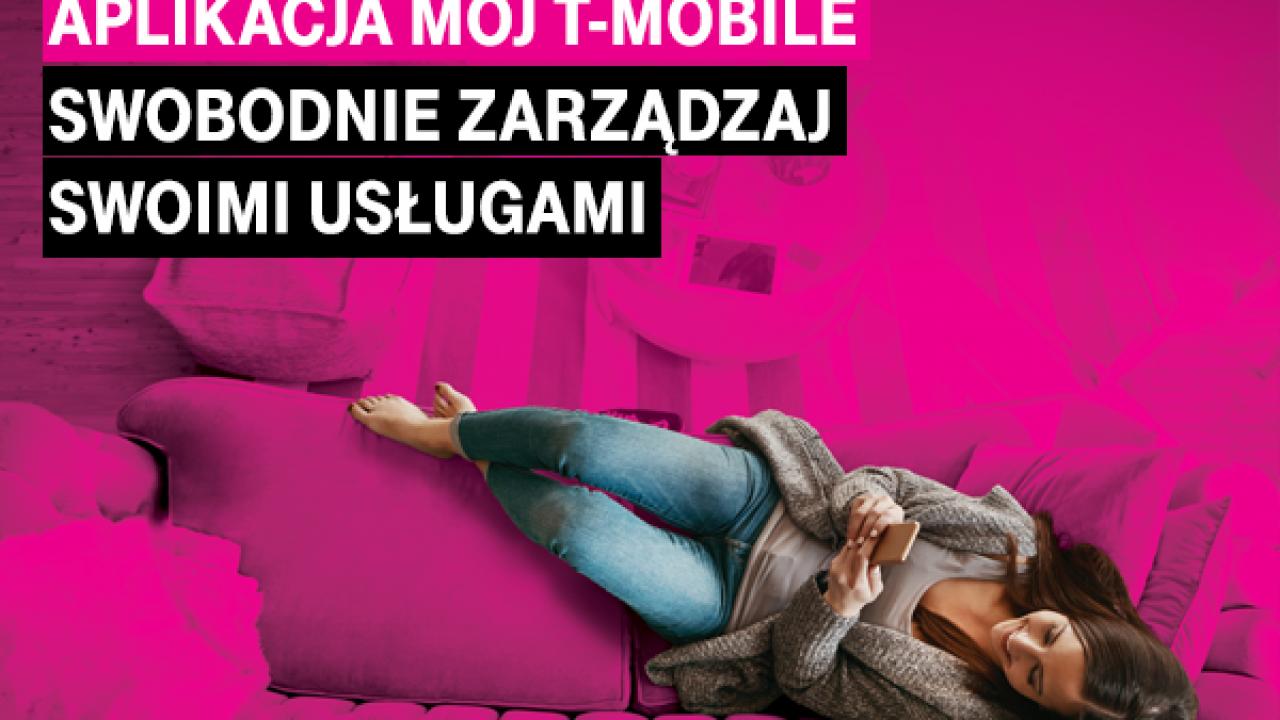 nowa aplikacja mobilna T-Mobile