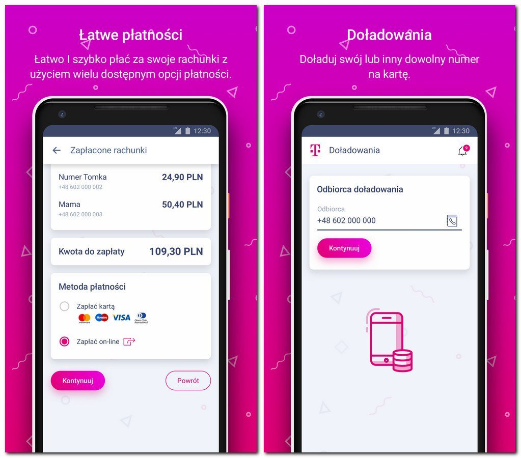 Mój T-Mobile - nowa aplikacja mobilna