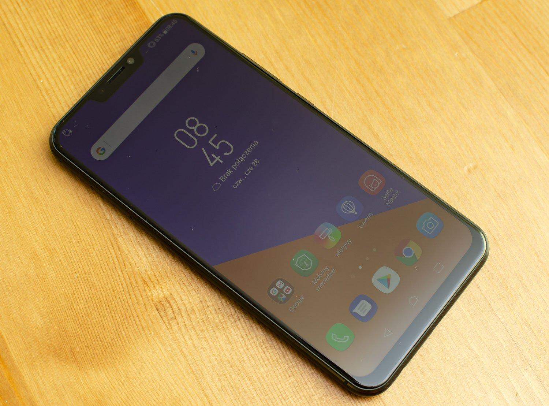 Zenfone 5 ekran
