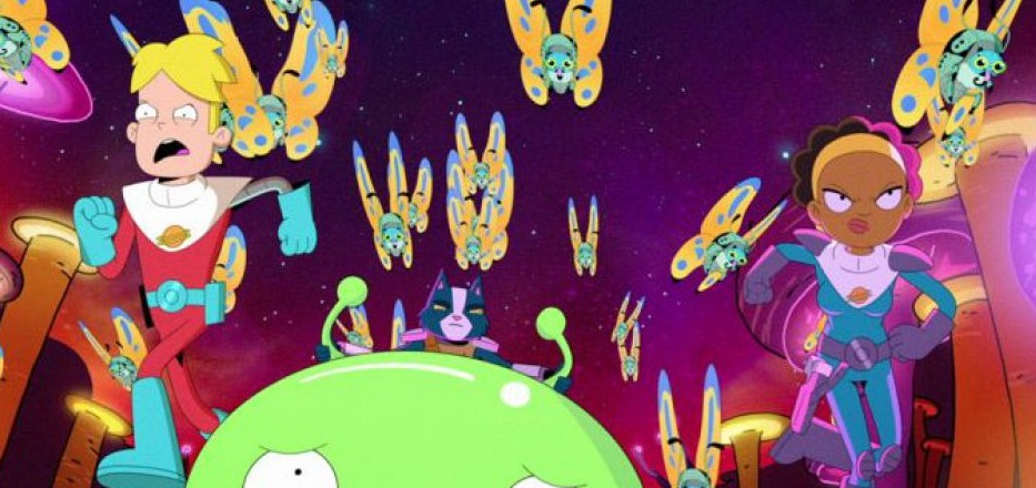 Final Space na Netflix