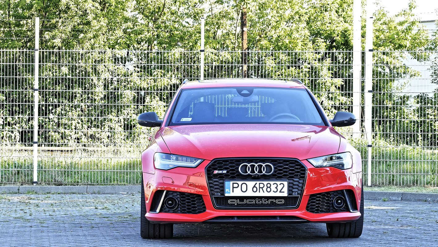 Audi RS 6 Avant C7 Performance