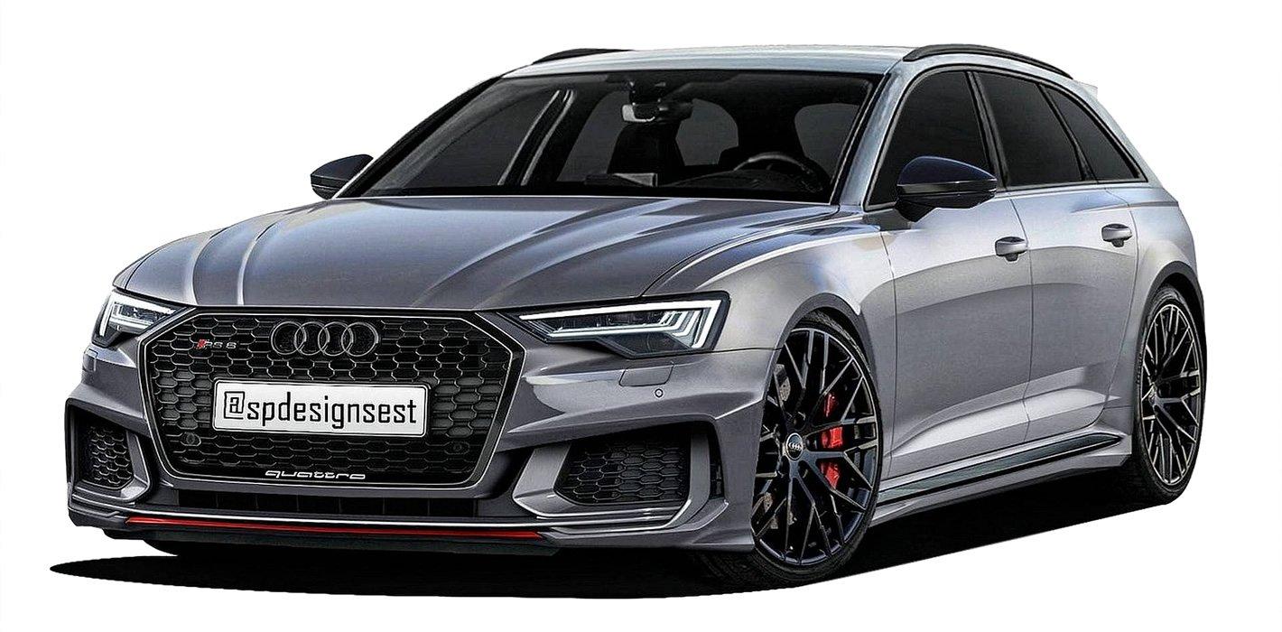 Audi Rs 6 2019 Z Napędem Quattro Czy Pobije Swojego Poprzednika
