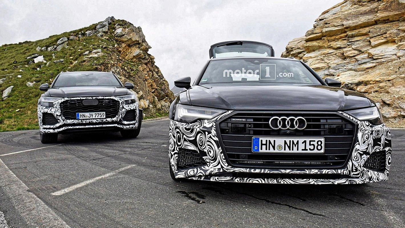 Audi RS 6 Avant 2019 - zdjęcia