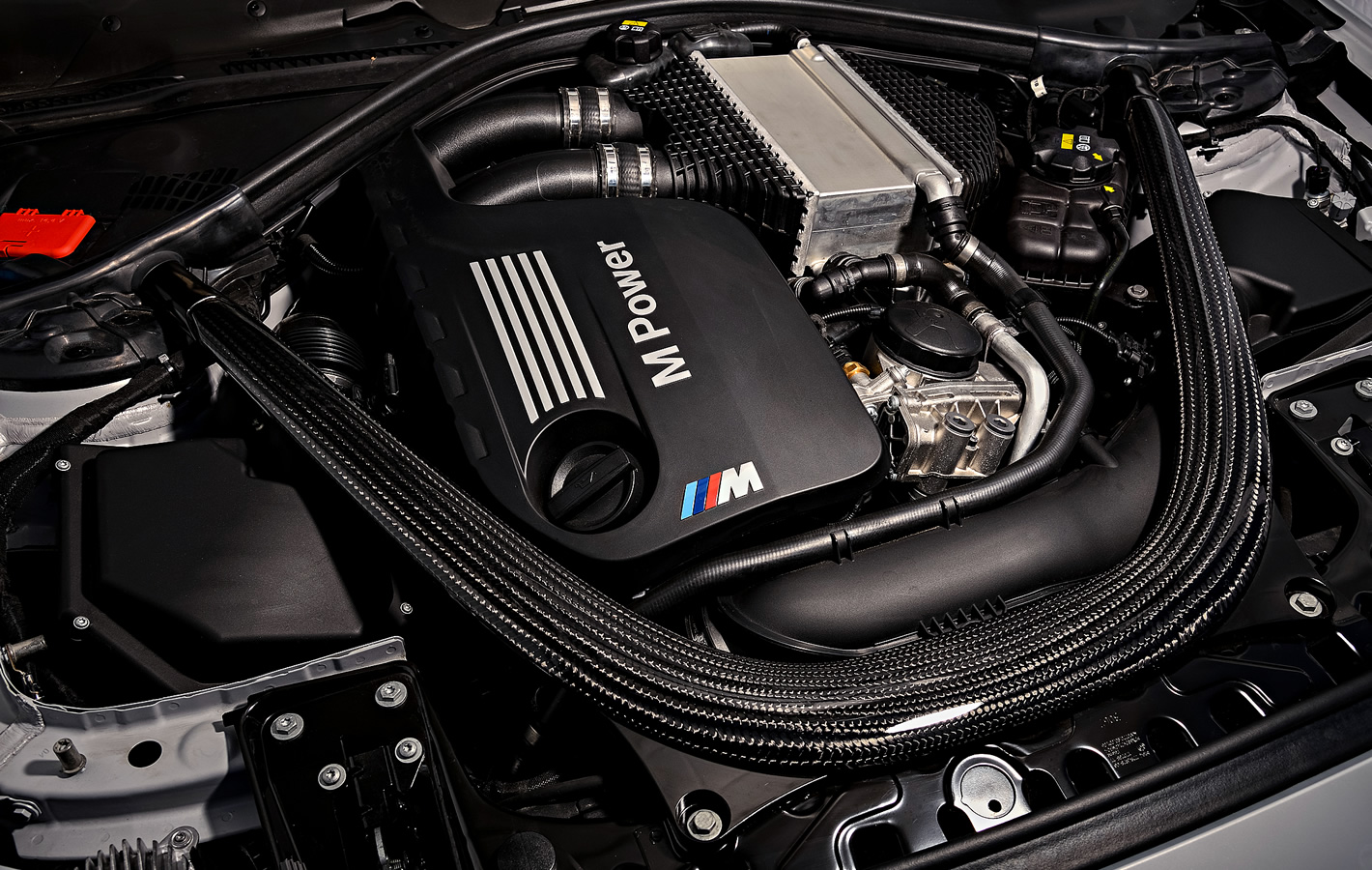 BMW M2 Competition - silnik