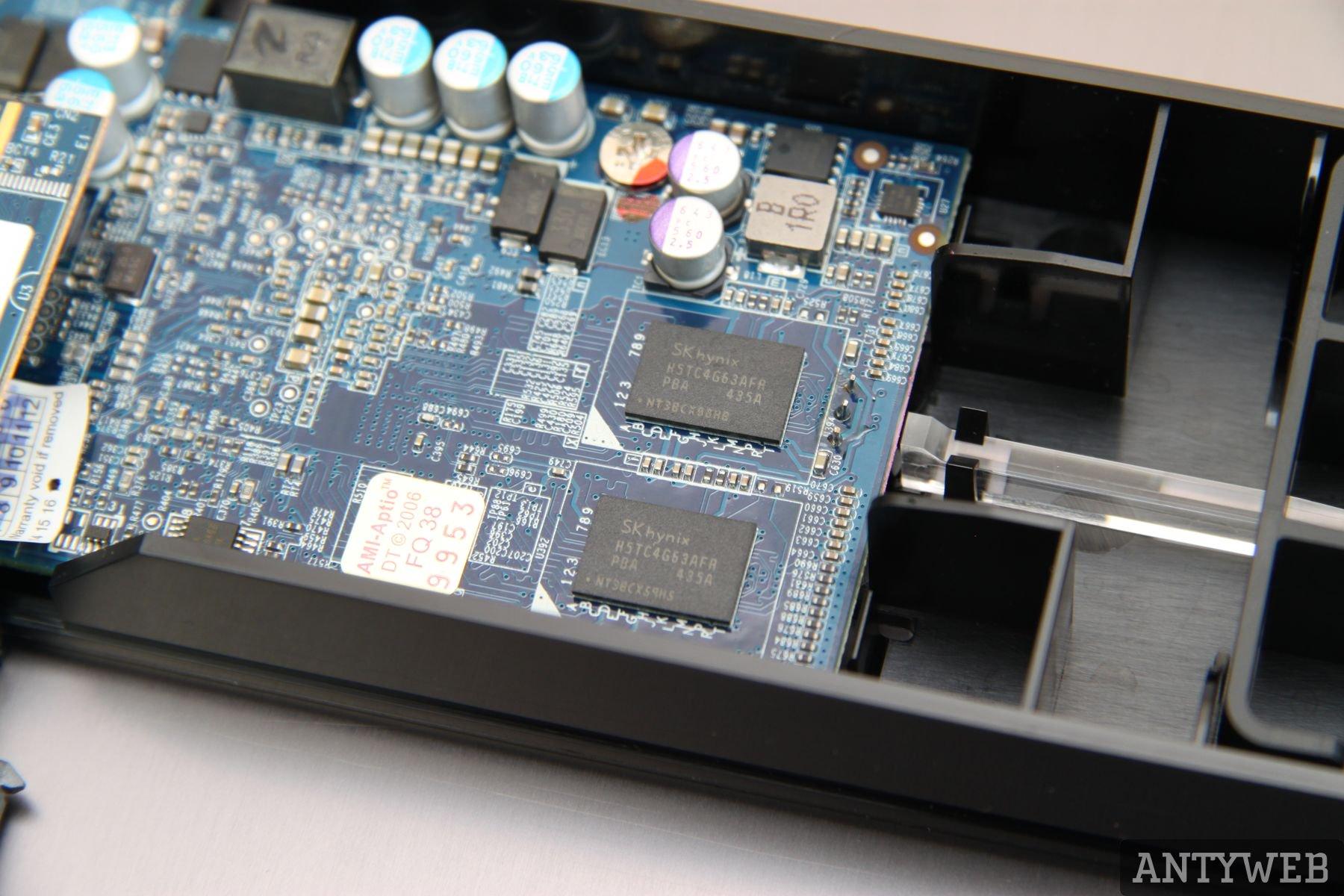 QNAP HS-251+ płyta główna
