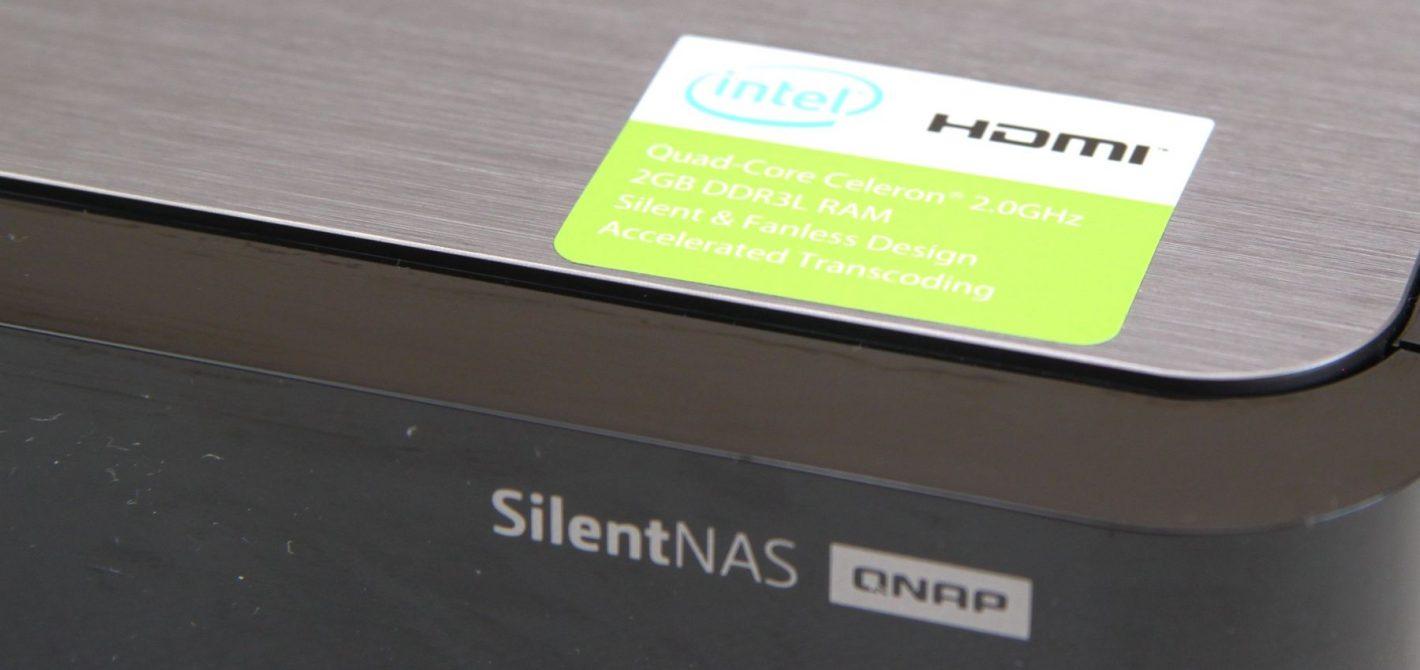 QNAP SilentNAS HS-251+