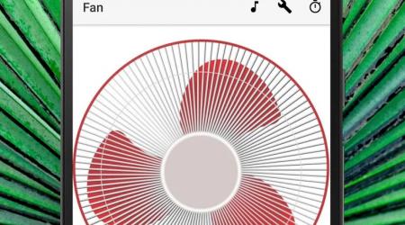 aplikacja wiatrak