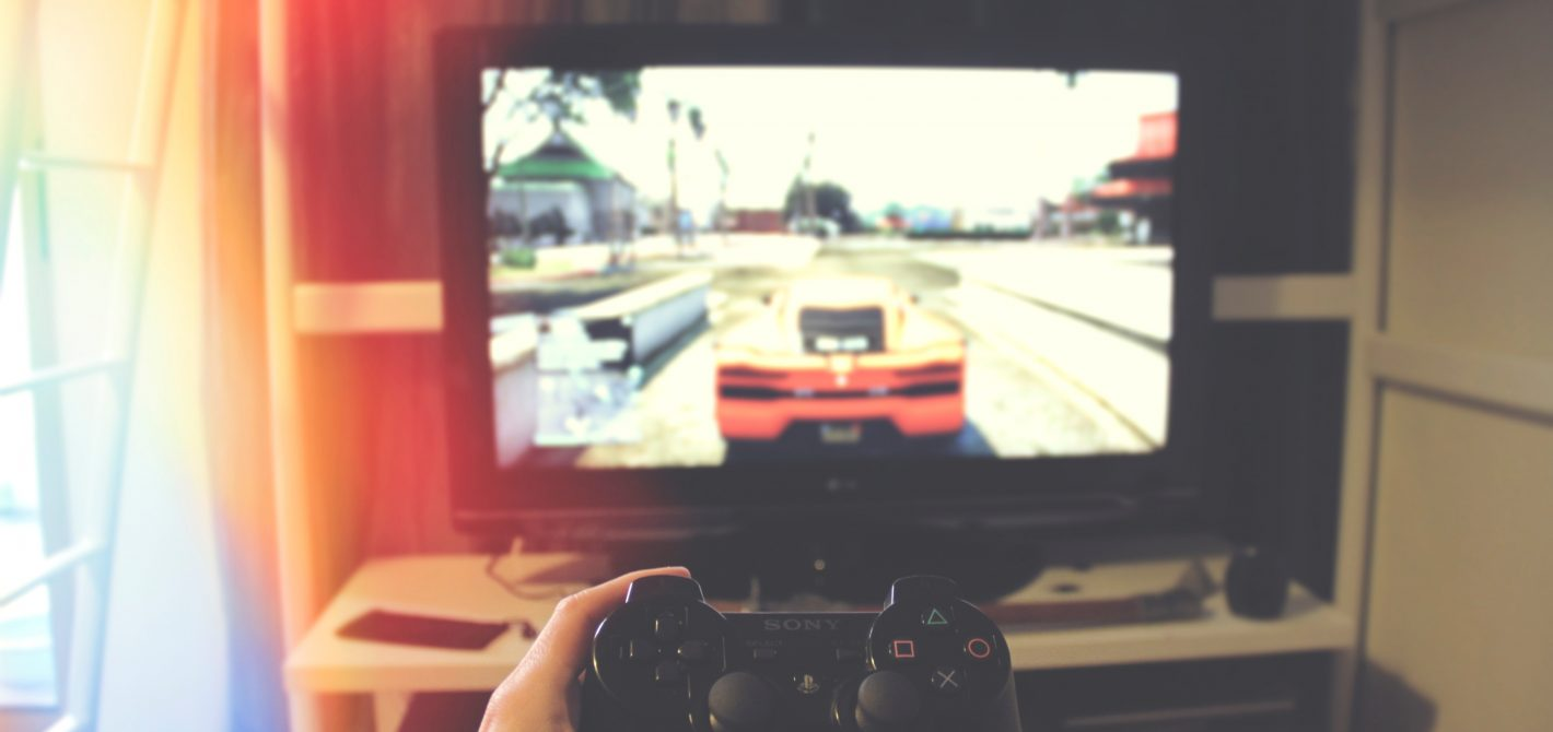 Granie PS3