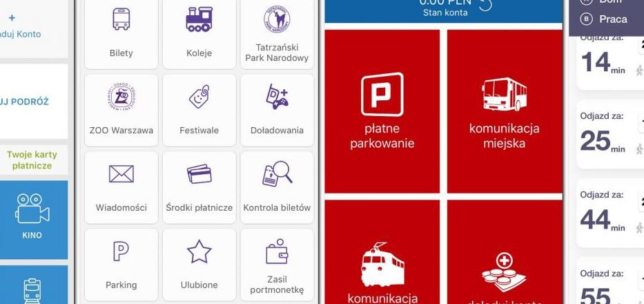 aplikacje do zakupu biletów MPK