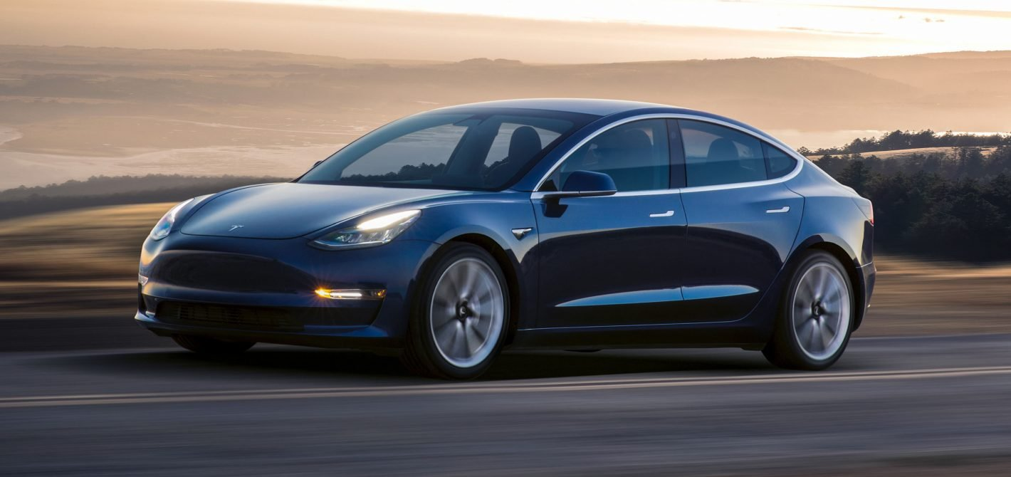 Model 3 tesla photos