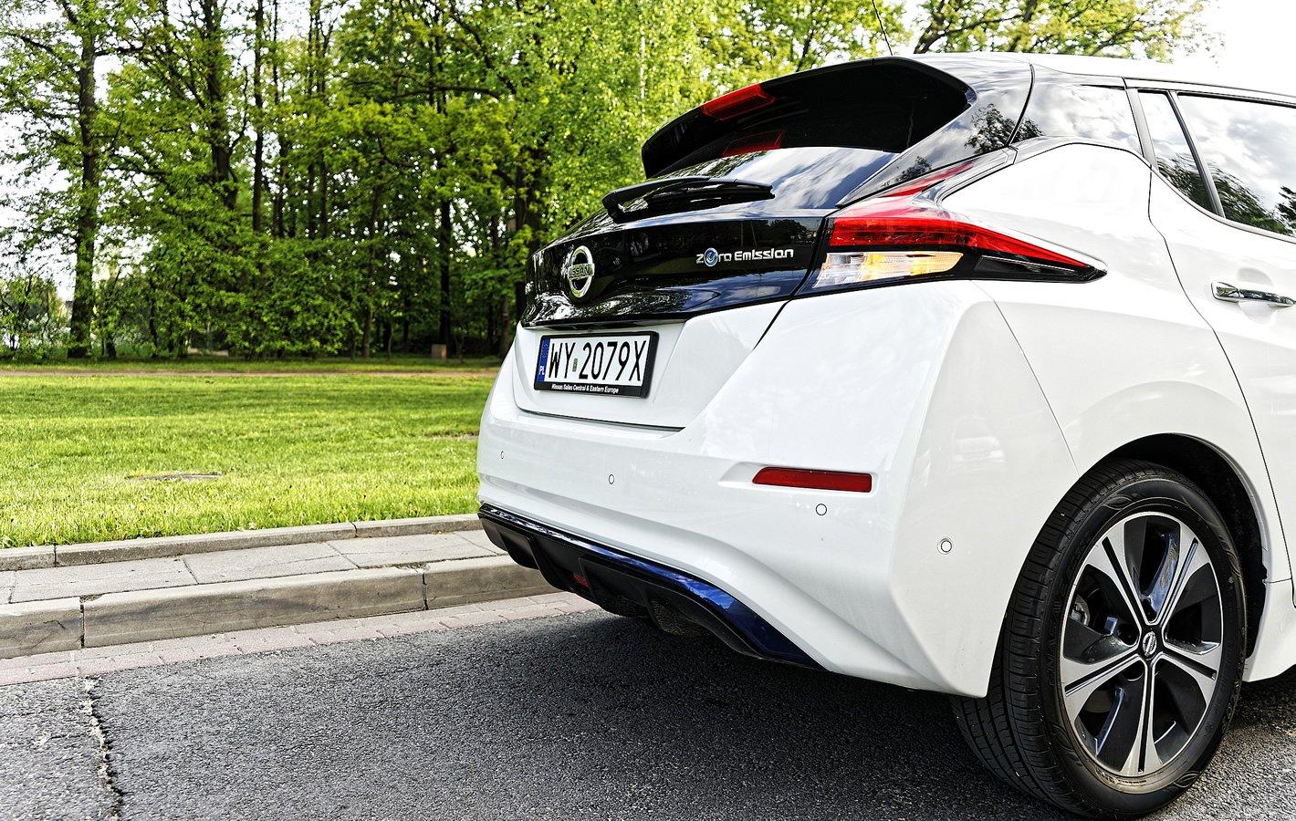 Nissan Leaf II - Zero emission