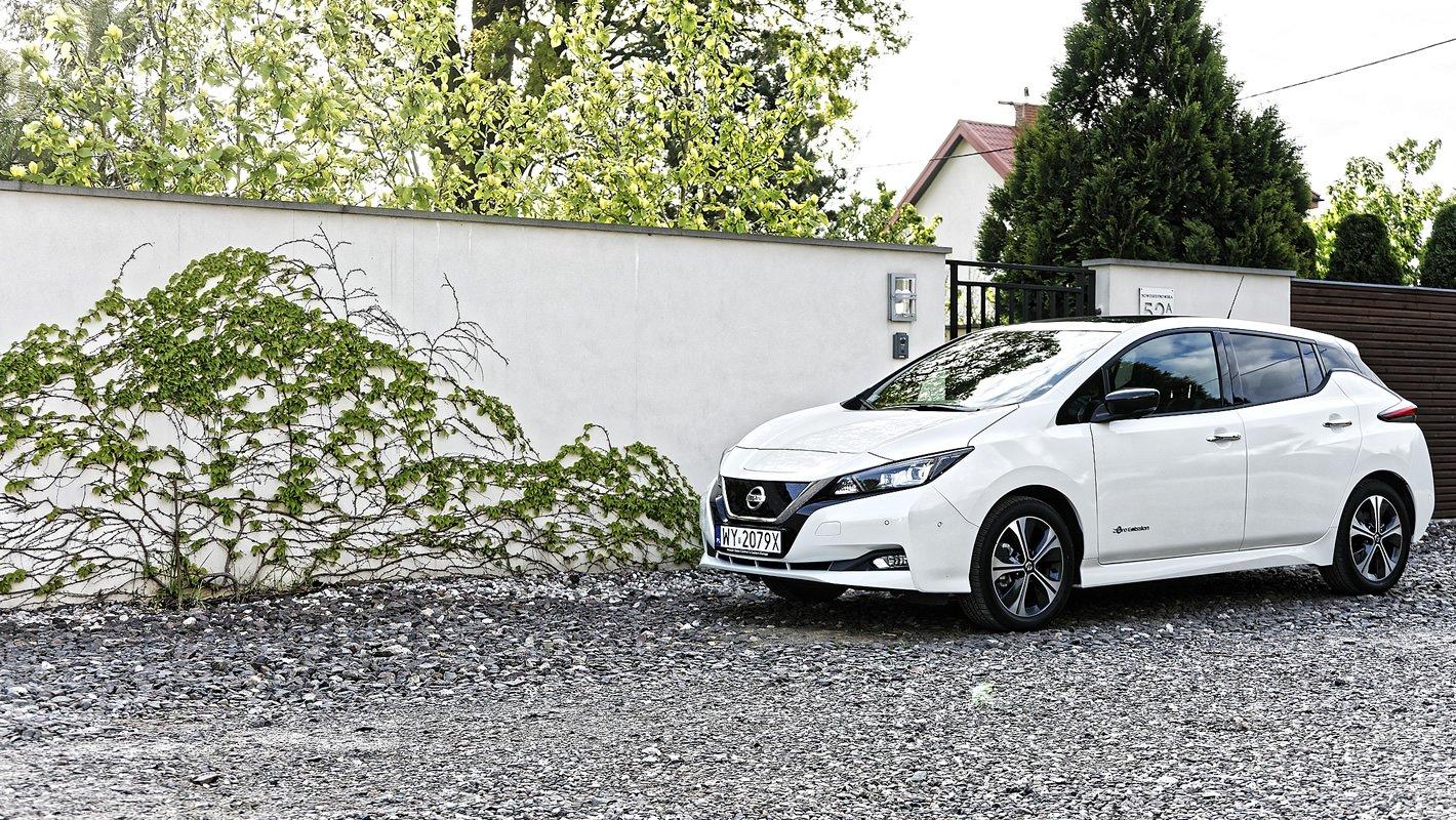 Nissan Leaf II - najpopularniejsze auto elektryczne w Europie