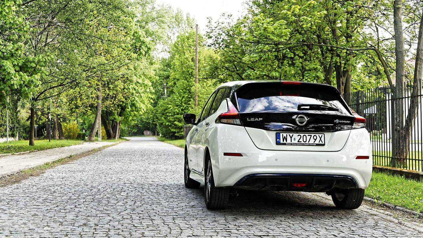 Nissan Leaf II - wrażenia z jazdy