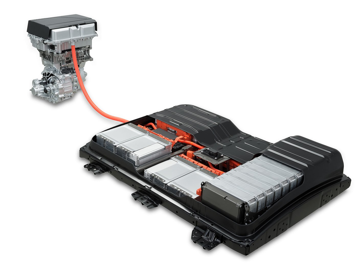Nissan Leaf II - zestaw akumulatorów 40 kWh