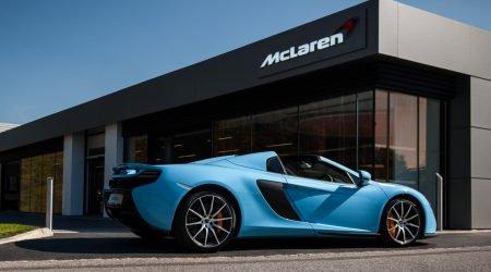 McLaren Warszawa