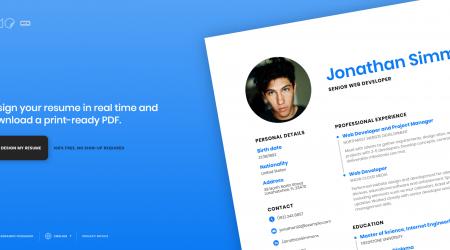 kreator CV online