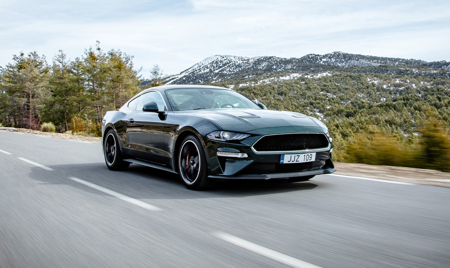 Jubileuszowy Ford Mustang