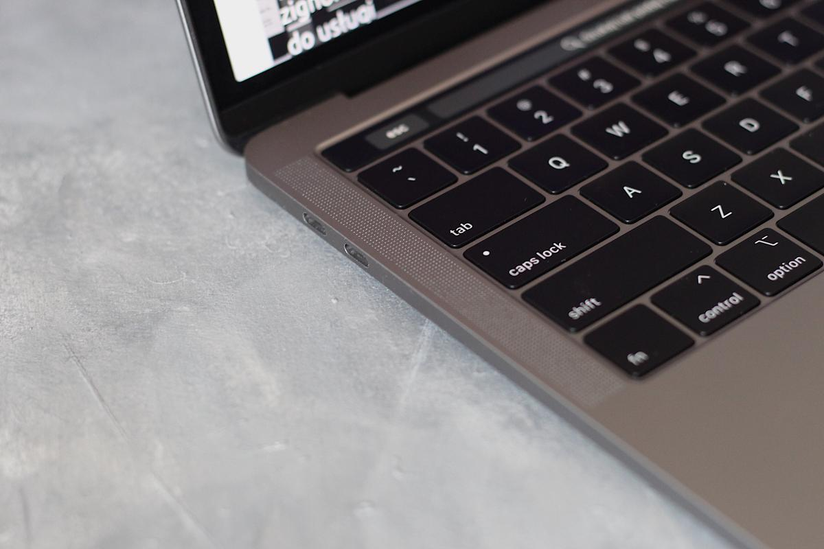 Macbook Pro 2018 touchbar