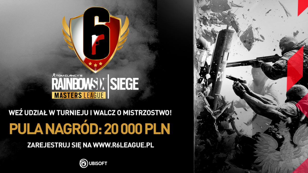 Rainbow Six Siege Masters League
