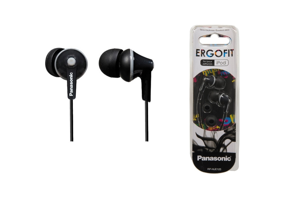 Panasonic RP-HJE125 słuchawki douszne