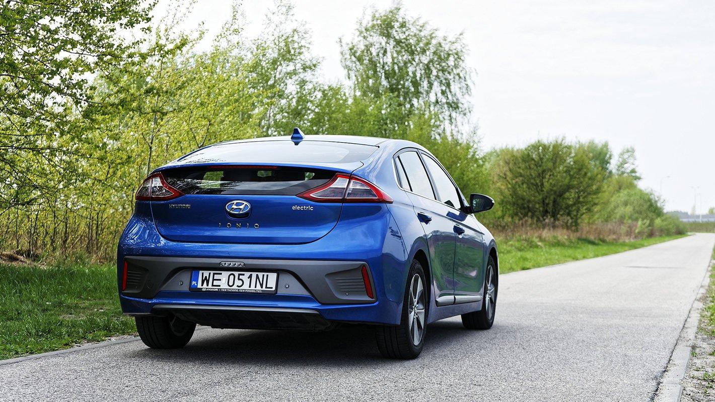 Samochód elektryczny Hyundai IONIQ Electric