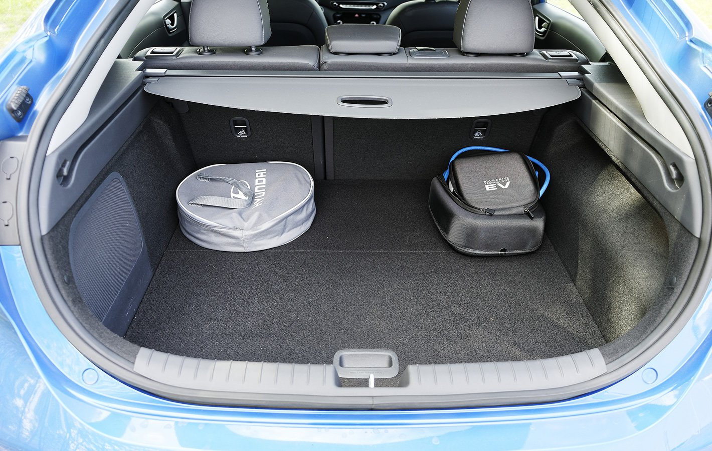 Hyundai IONIQ Electric - bagażnik