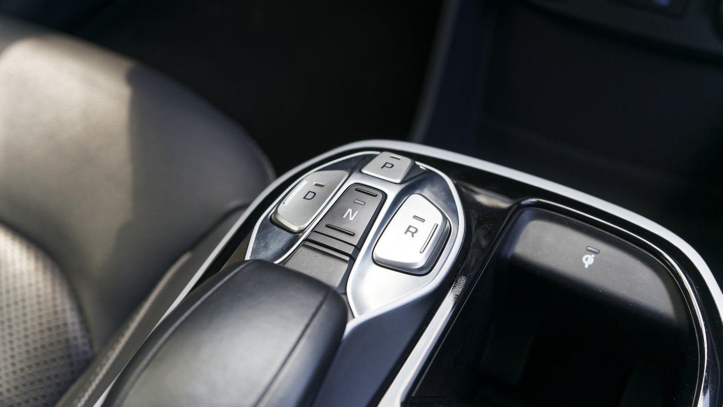 Hyundai IONIQ Electric - zarządzanie kierunkami jazdy