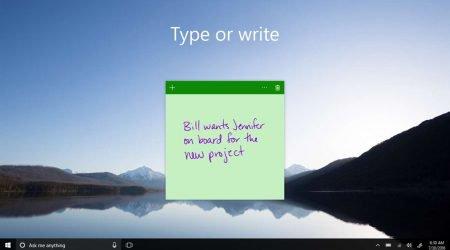 Używacie żółtych karteczek? Sticky Notes w nowej wersji na Windows oraz iOS-a i Androida!
