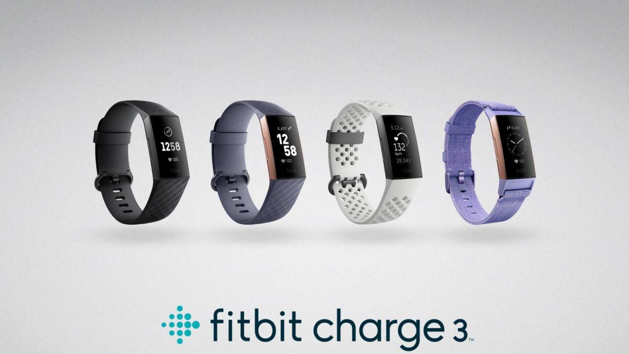 opaska sportowa Fitbit Charge 3