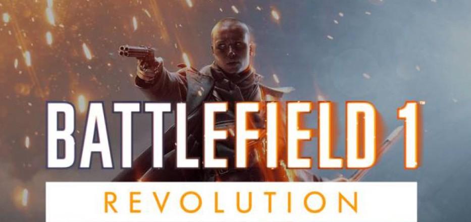 Battlefield 1 Rewolucja
