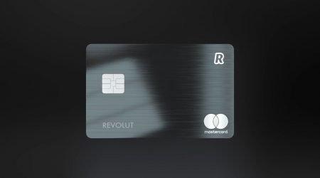 revolut metal metalowa karta