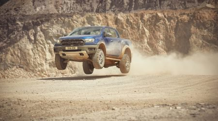 pick-up Ford Ranger Raptor