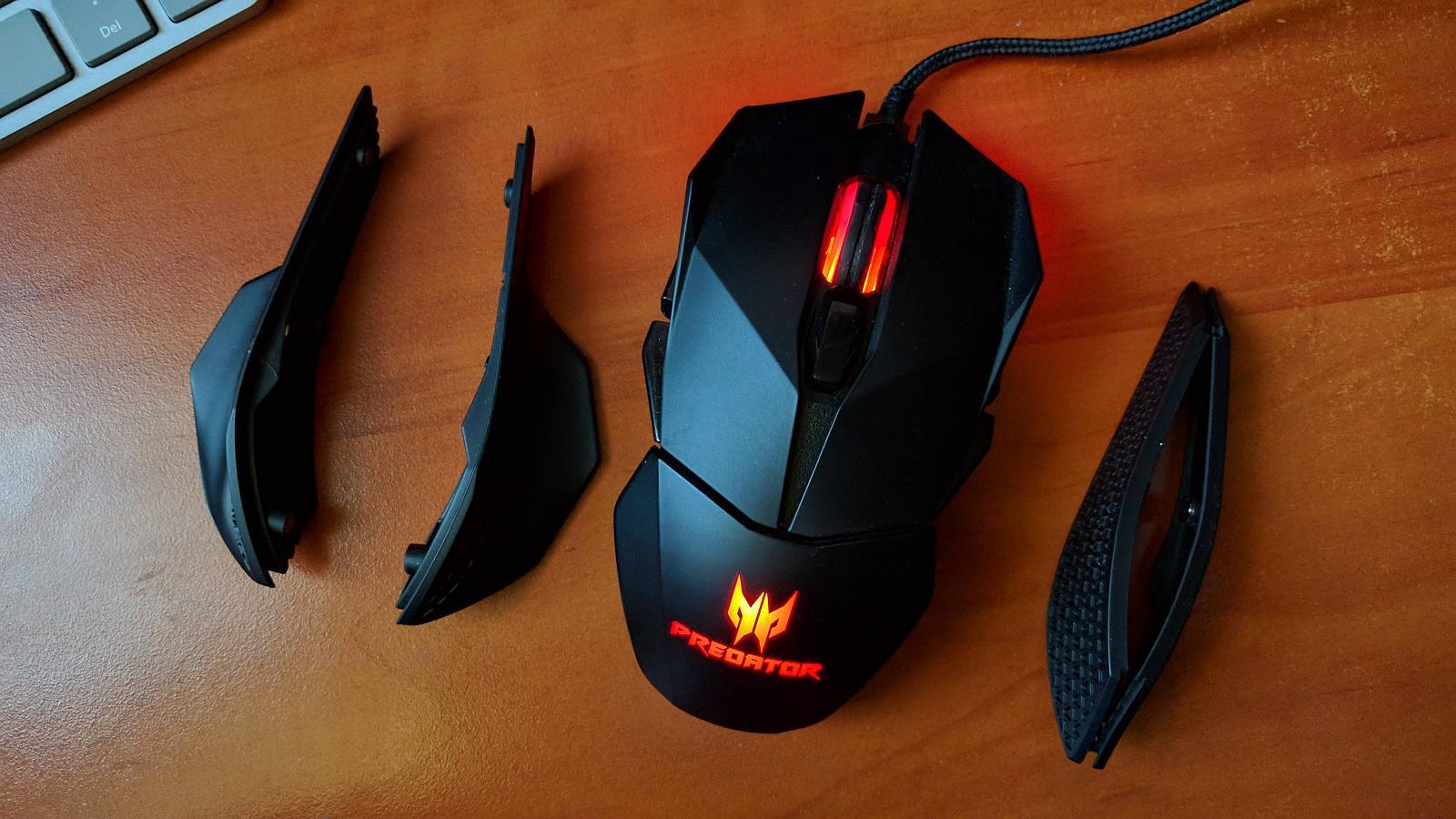 mysz Acer Predator Cestus 500