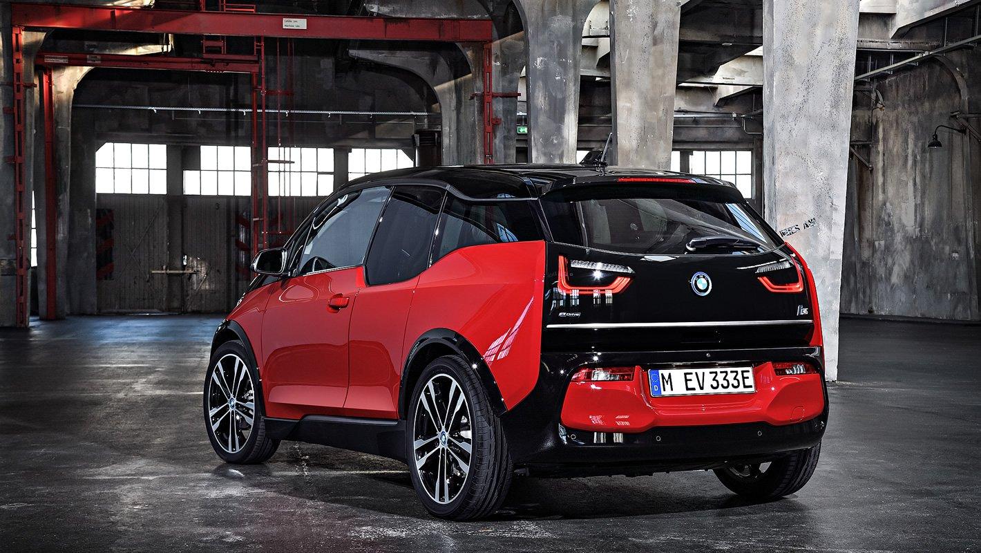 BMW i3s 94 Ah - zasięg auta elektrycznego