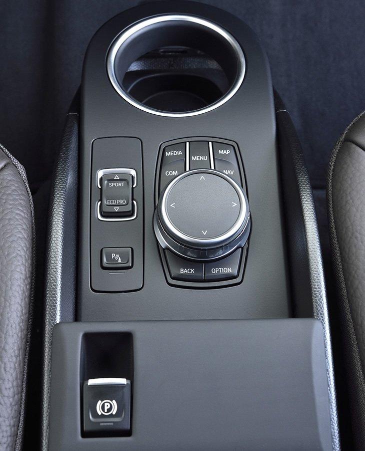 BMW i3s 94 Ah - tryby jazdy, w tym sport